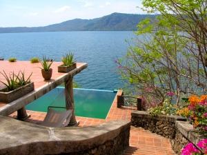 House at Laguna de Apoyo Nicaragua