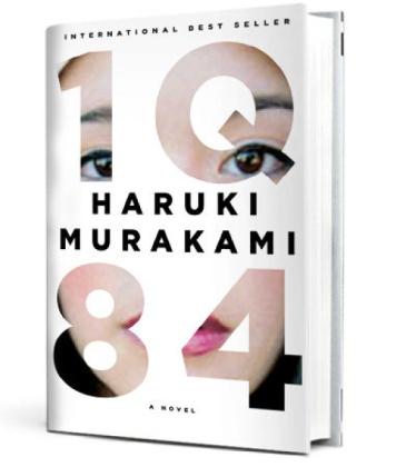 1q84 book image