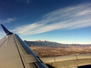 Goodbye Colorado. Goodbye 2012.