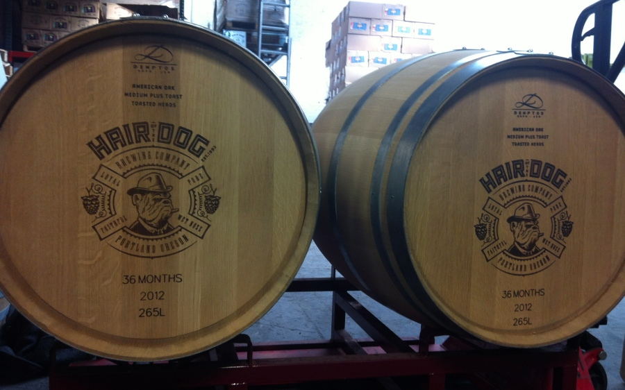 hair of the dog barrels
